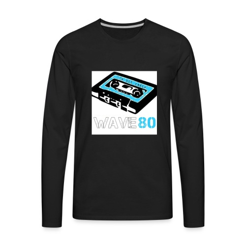 Alt Logo - Men's Premium Long Sleeve T-Shirt