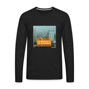 GoldGap - Men's Premium Long Sleeve T-Shirt