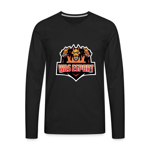 was esport - Men's Premium Long Sleeve T-Shirt