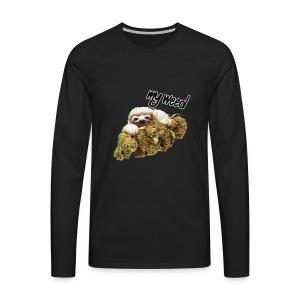 My Weed - Men's Premium Long Sleeve T-Shirt