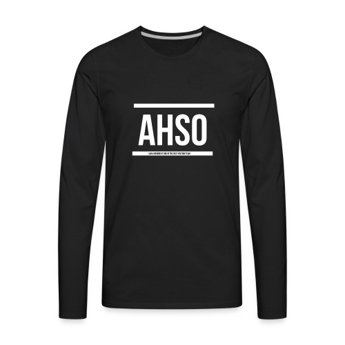 AHSO VenDite Version Merchendise - Men's Premium Long Sleeve T-Shirt