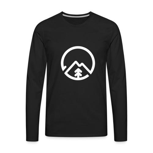 sol apparel white - Men's Premium Long Sleeve T-Shirt