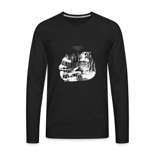 73 tiger - Men's Premium Long Sleeve T-Shirt