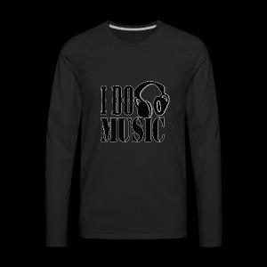 IDoMusic2 - Men's Premium Long Sleeve T-Shirt