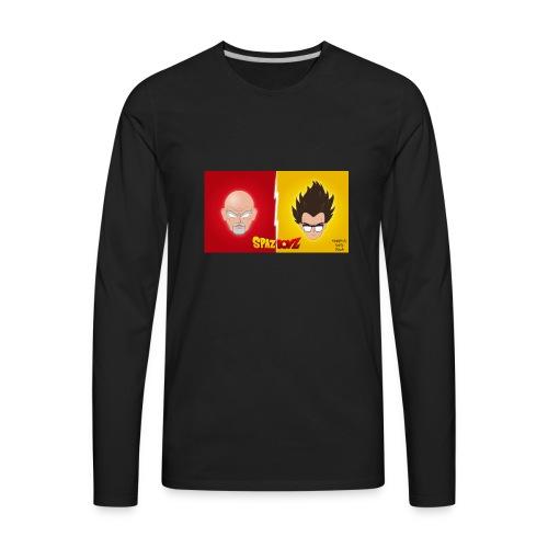 Spaz Boyz - Men's Premium Long Sleeve T-Shirt