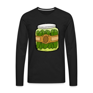 Guild Pickle - Men's Premium Long Sleeve T-Shirt
