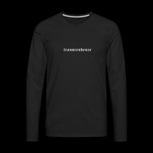 Classic TRANSCENDENCE fam-shirt - Men's Premium Long Sleeve T-Shirt