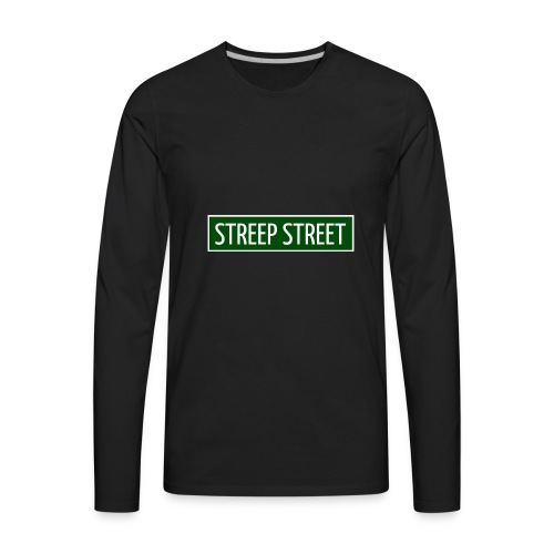 streepstreet - Men's Premium Long Sleeve T-Shirt