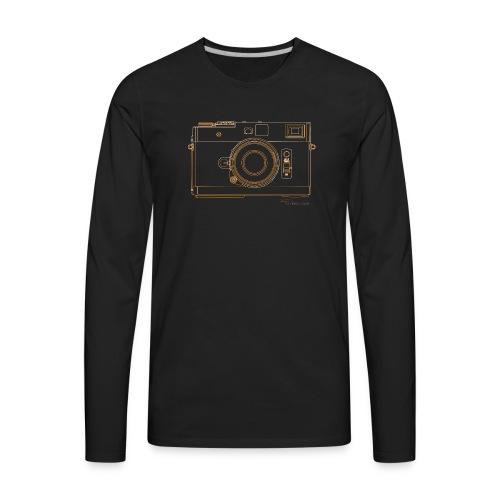 Minolta CLE - Men's Premium Long Sleeve T-Shirt
