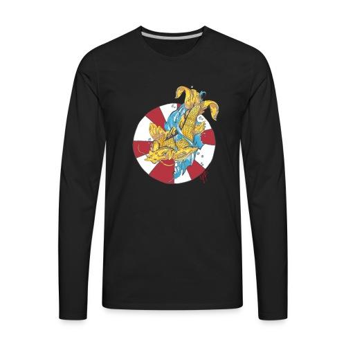Koi - Men's Premium Long Sleeve T-Shirt