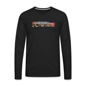 Dynasty M&G - Men's Premium Long Sleeve T-Shirt
