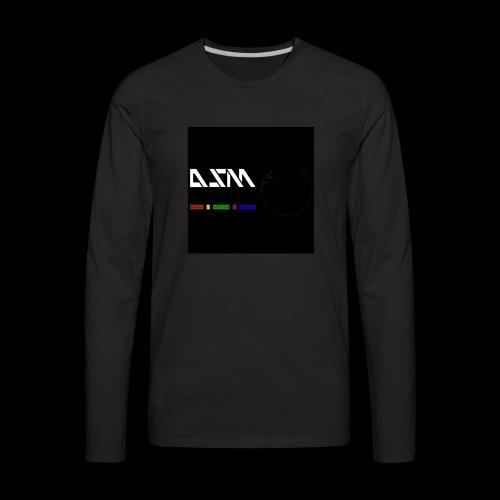 DualSpeedMusic - Men's Premium Long Sleeve T-Shirt