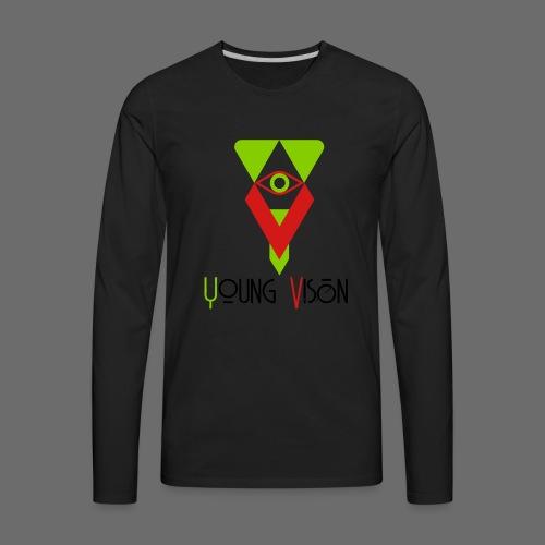 Young Vision - Men's Premium Long Sleeve T-Shirt