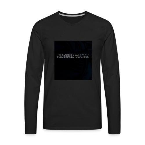525225C9 65B9 43B6 8C60 8C963B1B79A0 - Men's Premium Long Sleeve T-Shirt