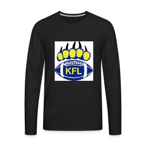 KFL Football - Men's Premium Long Sleeve T-Shirt