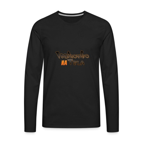 INT - Men's Premium Long Sleeve T-Shirt