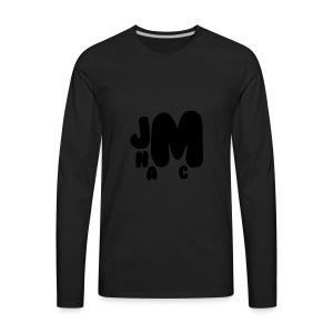 JNM - Men's Premium Long Sleeve T-Shirt