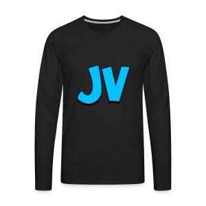 JVmerch - Men's Premium Long Sleeve T-Shirt