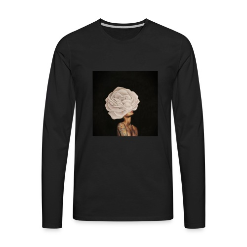 kimberly - Men's Premium Long Sleeve T-Shirt