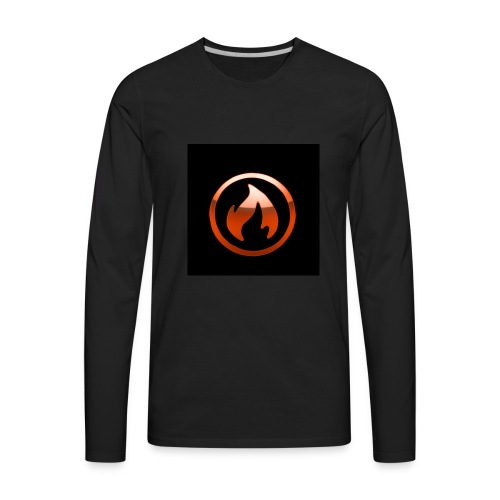 new merch avi - Men's Premium Long Sleeve T-Shirt