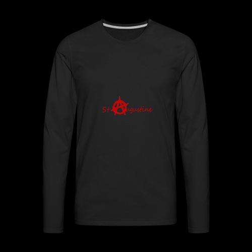 St Augustine - Men's Premium Long Sleeve T-Shirt