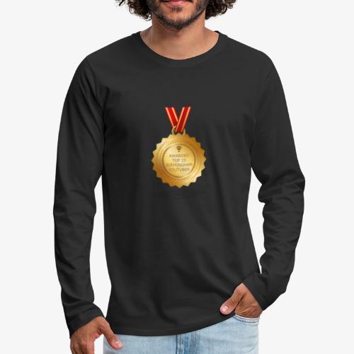 birmingham youtuber 1000px - Men's Premium Long Sleeve T-Shirt