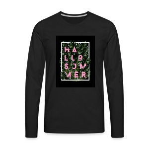 SUMMER - Men's Premium Long Sleeve T-Shirt