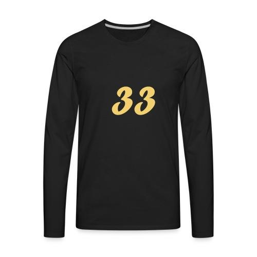 Con ga ta 30 - Men's Premium Long Sleeve T-Shirt