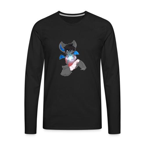 Inkster Lucky Star! - Men's Premium Long Sleeve T-Shirt