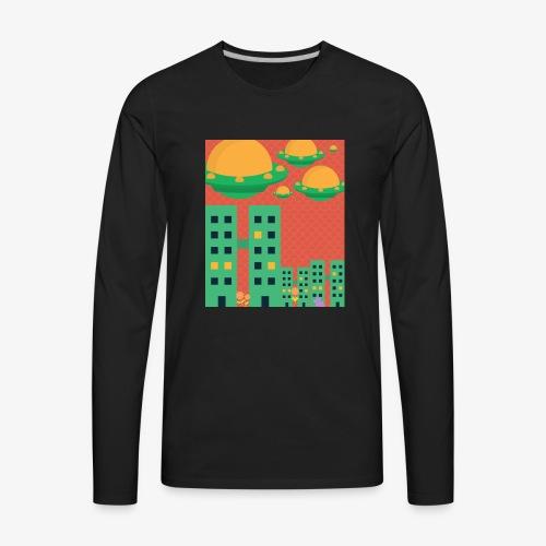 wierd stuff - Men's Premium Long Sleeve T-Shirt