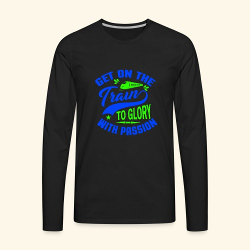 Png101 8 - Men's Premium Long Sleeve T-Shirt