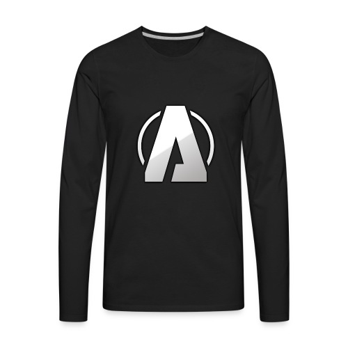 Aiden280zx ( Logo _ - Men's Premium Long Sleeve T-Shirt