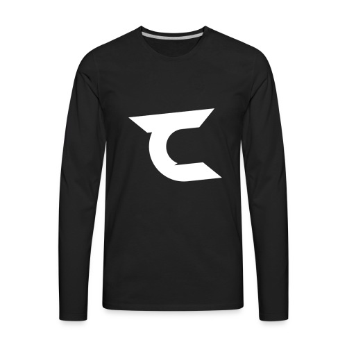 Chico Logo - Men's Premium Long Sleeve T-Shirt