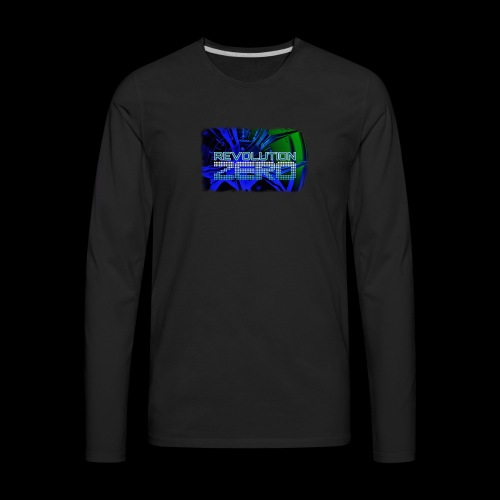 - X1K + - Men's Premium Long Sleeve T-Shirt