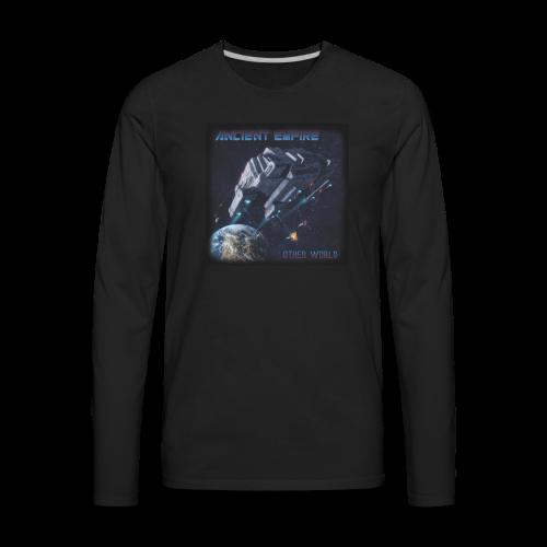 Other World T - Men's Premium Long Sleeve T-Shirt