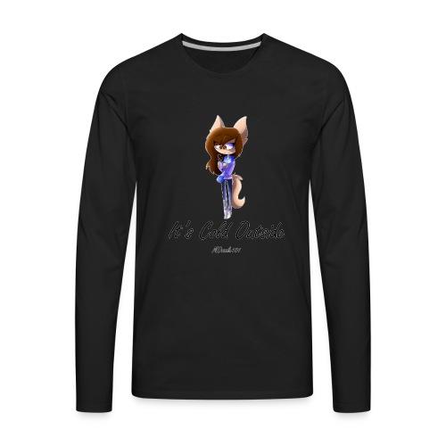 It's Cold Outside - Men's Premium Long Sleeve T-Shirt