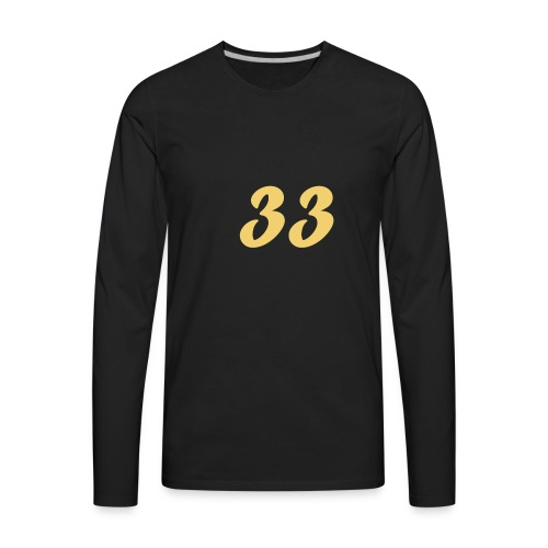 Con ga ta 30 - Men's Premium Long Sleeve T-Shirt