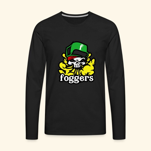 fogger 2 - Men's Premium Long Sleeve T-Shirt