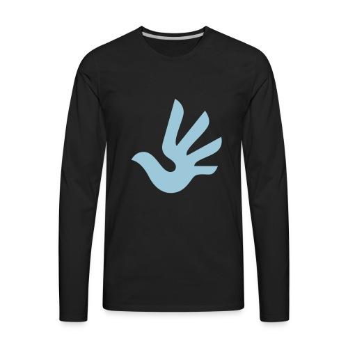 HR Logo CMYK - Men's Premium Long Sleeve T-Shirt