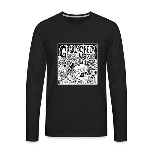 Gnarly Sheen MERCH 1 - Men's Premium Long Sleeve T-Shirt