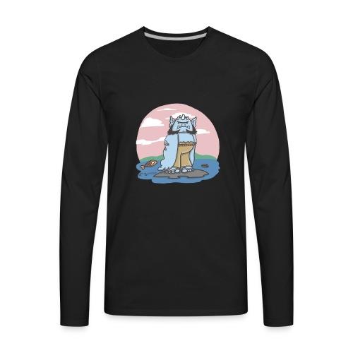 TrollRiver - Men's Premium Long Sleeve T-Shirt