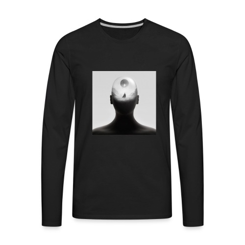 Intergalactic - Men's Premium Long Sleeve T-Shirt