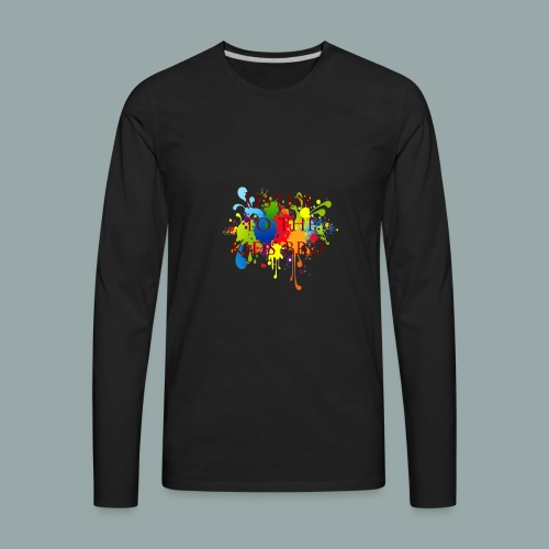 listen to the kids - Men's Premium Long Sleeve T-Shirt