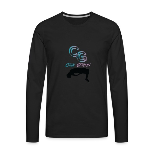 colingerman_merch - Men's Premium Long Sleeve T-Shirt