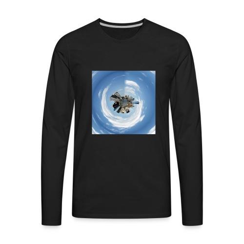 baking-1293986_1280_1485318273592 - Men's Premium Long Sleeve T-Shirt