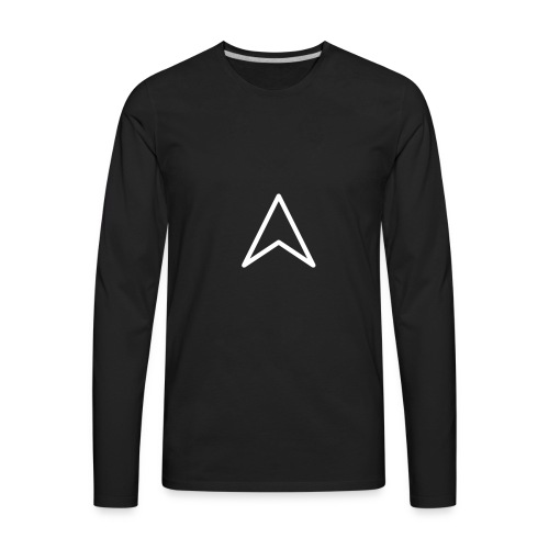 Crea North - Men's Premium Long Sleeve T-Shirt