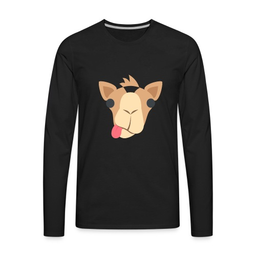 Lamaa - Men's Premium Long Sleeve T-Shirt