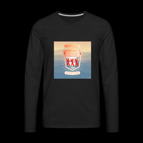 ROYALRI XXX - Men's Premium Long Sleeve T-Shirt