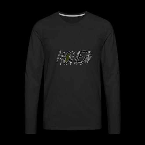 Money Gang MG - Men's Premium Long Sleeve T-Shirt