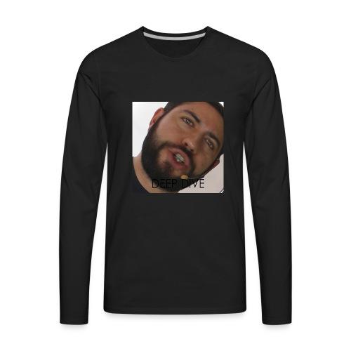 Jordan Deep Dive - Men's Premium Long Sleeve T-Shirt